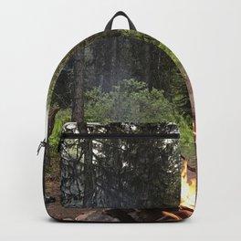 Backpacking Camp Fire Backpack
