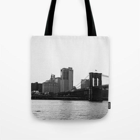 Manhattan III Tote Bag