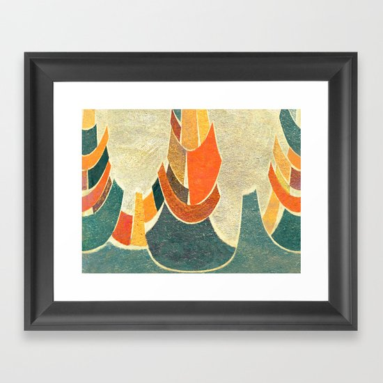 Argo Framed Art Print