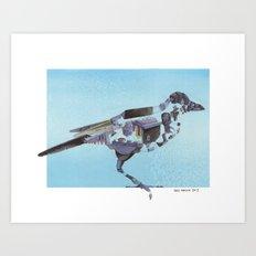 Mechanations Art Print