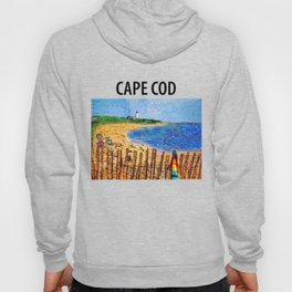 Summer down the Cape Hoody