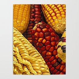 Amazing Maize Poster