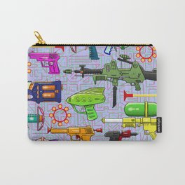 Vintage Toy Guns Carry-All Pouch