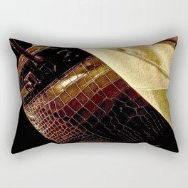 L'art du voyage Rectangular Pillow