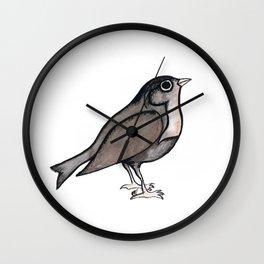 That Vintage Bird Wall Clock