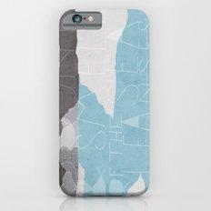 The Sea iPhone 6s Slim Case