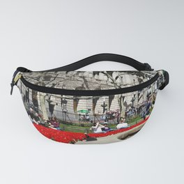 Manhattan Blooming Fanny Pack