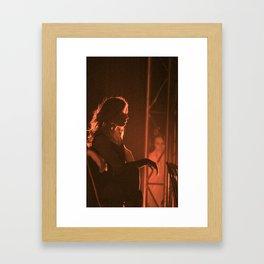 Stage Framed Art Print