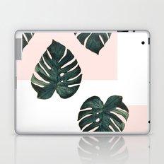Monstera X Pink Laptop & iPad Skin