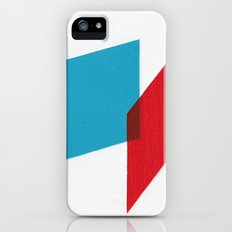 Anaglyph iPhone (5, 5s) Slim Case