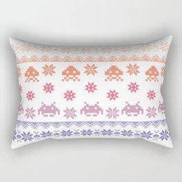 Space Pattern I Rectangular Pillow