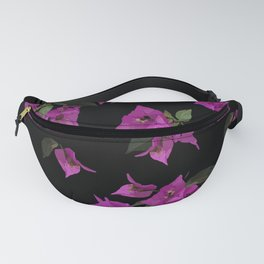 Pink bougainvillea Fanny Pack