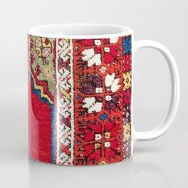 Mujur Central Anatolian Niche Rug Print Coffee Mug