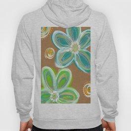 Funky Flowers Hoody