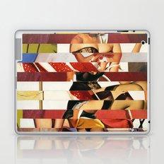 Glitch Pin-Up Redux: Emma Laptop & iPad Skin