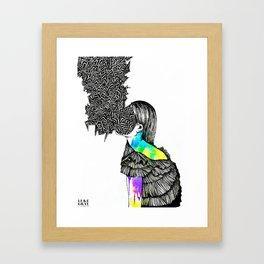 PMS Framed Art Print
