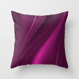 Soft Silk Satin 2 Throw Pillow