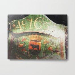 Anno 1654 Metal Print