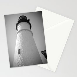 Maine series - lighthouse Stationery Cards