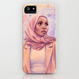 (untitled) iPhone Case