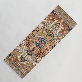 Ferahan Arak  Antique West Persian Rug Print Yoga Mat