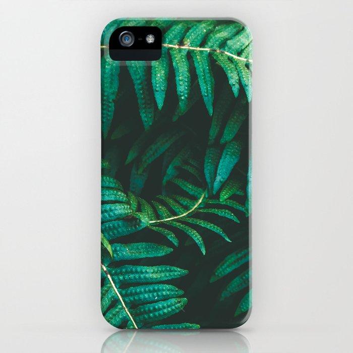 Ferns II iPhone Case