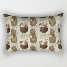 Pineapple Pina Coladas Rectangular Pillow
