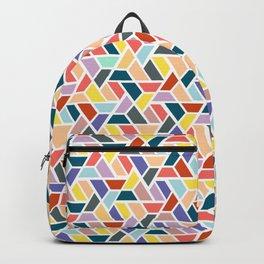 Fall Jigsaw Backpack