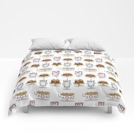 BFF: Meal Deal Comforters