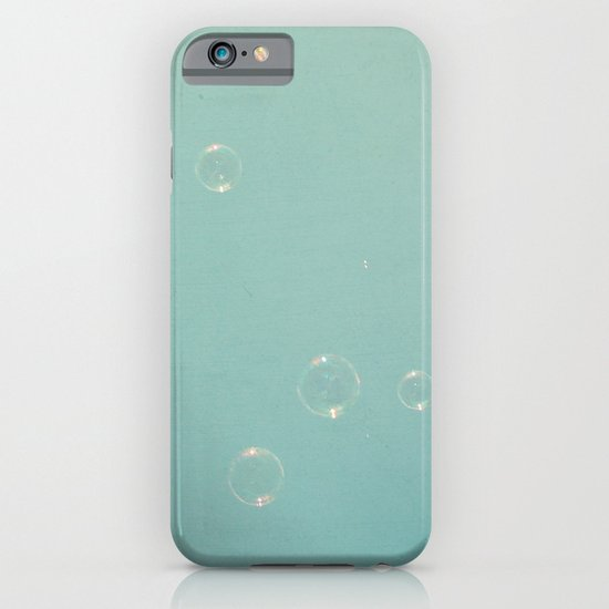 Bubbles iPhone & iPod Case