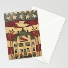 Where Freedom Dwells Stationery Cards