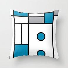 Art Too Throw Pillow