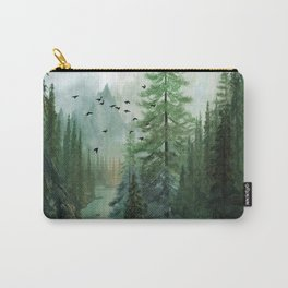 Mountain Morning 2 Carry-All Pouch