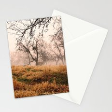 Natural Mystic in the Air Stationery Cards