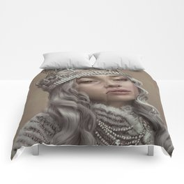 You should see me in a crown Comforters