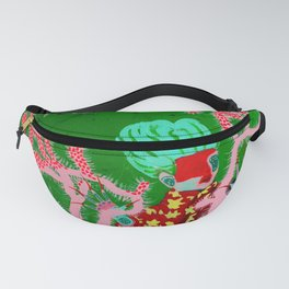 In Search Of Kusama Fanny Pack