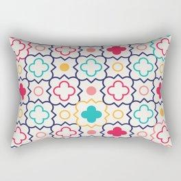 Cute Eastern Pattern Rectangular Pillow