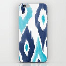 Malibu Ikat iPhone Skin
