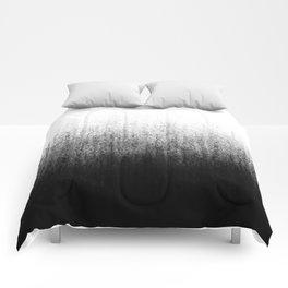 Charcoal Ombré Comforters