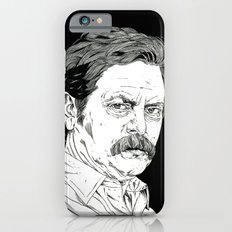 Ron Swanson iPhone 6s Slim Case