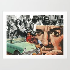 Where Are They Now? Art Print