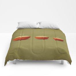 Goldilocks & the Three Bears Comforters