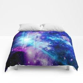 galaxy Nebula Star Comforters
