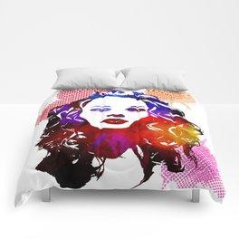 Pop Girl Comforters