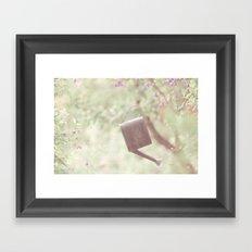 Magical Garden Framed Art Print