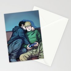 William and Theodore 07 Stationery Cards