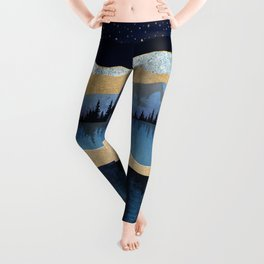 Midnight Lake Leggings