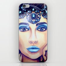 Neptune - by Ashley-Rose Standish iPhone & iPod Skin