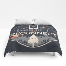 Reconnect... Comforters