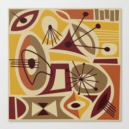Timanfaya Canvas Print